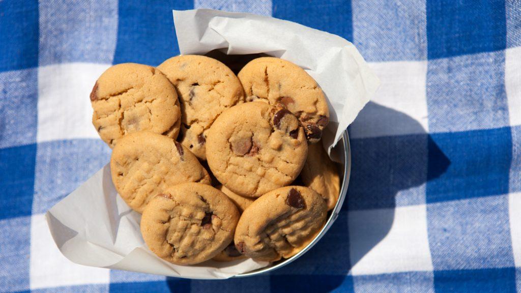 Epicure Peanut Butter Cookies 1