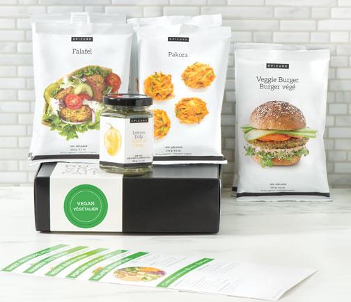 Epicure Vegan Products 2