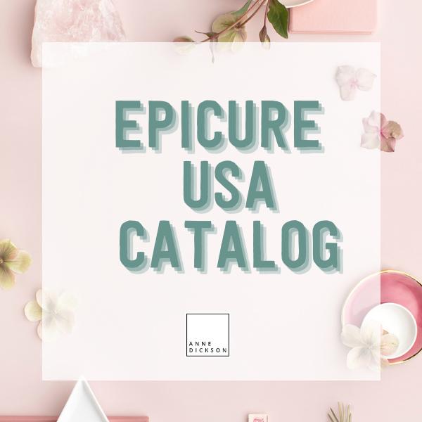 Epicure US catalog
