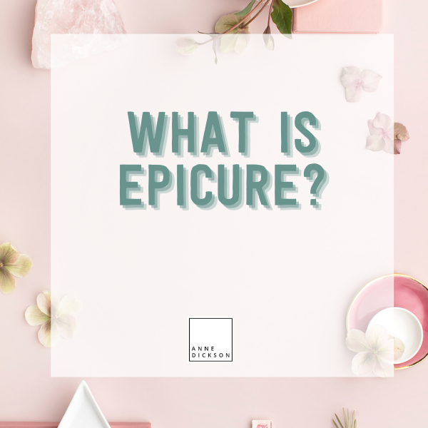 What is Epicure?