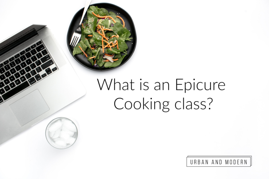 What is an epicure cooking class