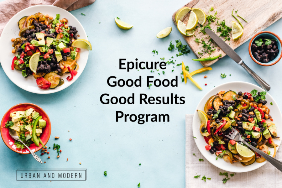 Epicure Good Food Good results