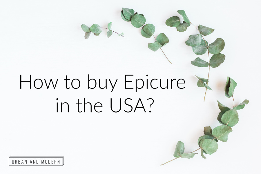 how do i buy epicure in the usa