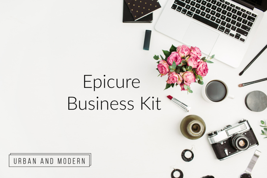 epicure business kit