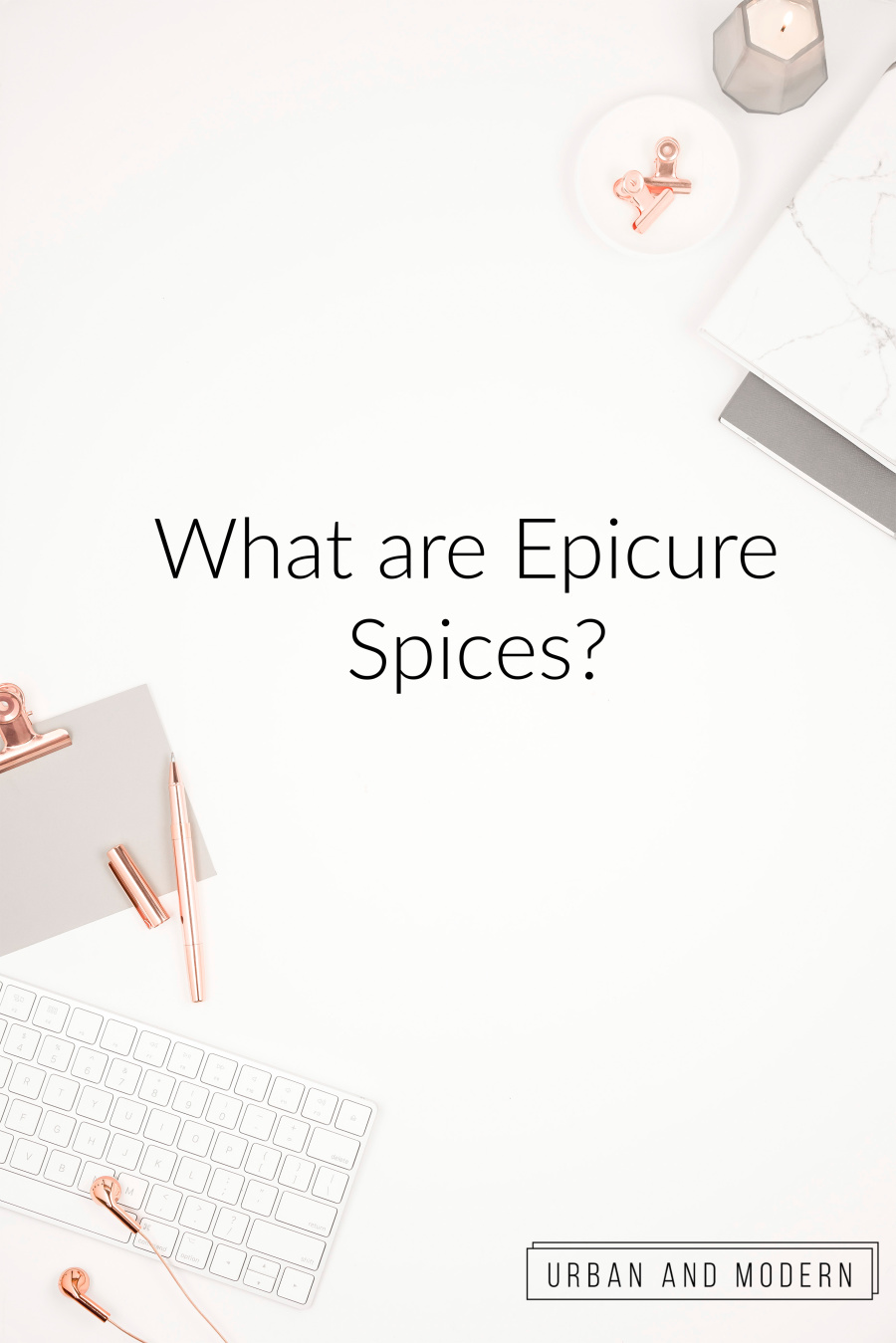 What are Epicure spices?