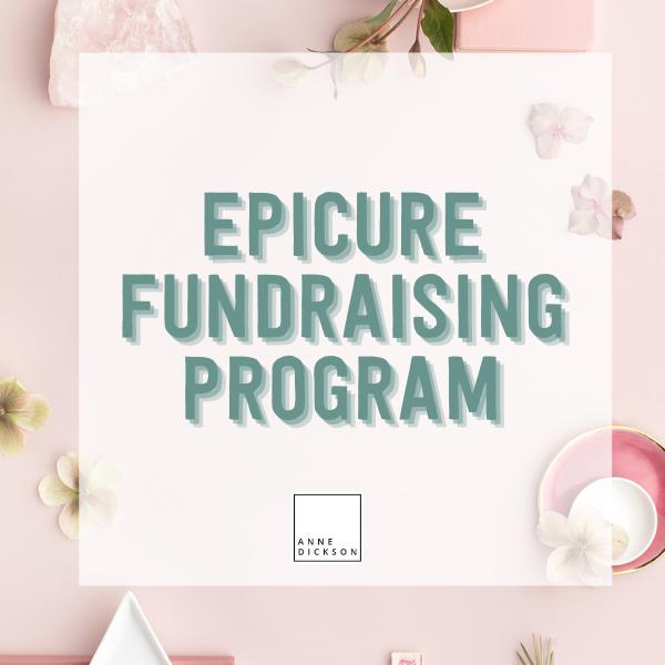 Epicure Fundraising Program