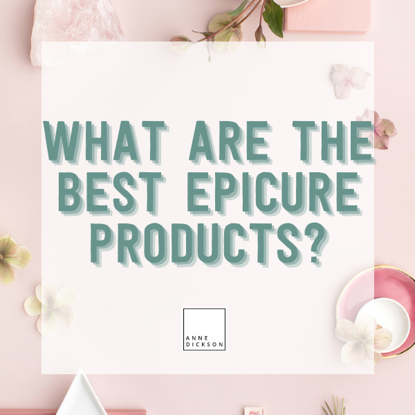 What are the best Epicure products?