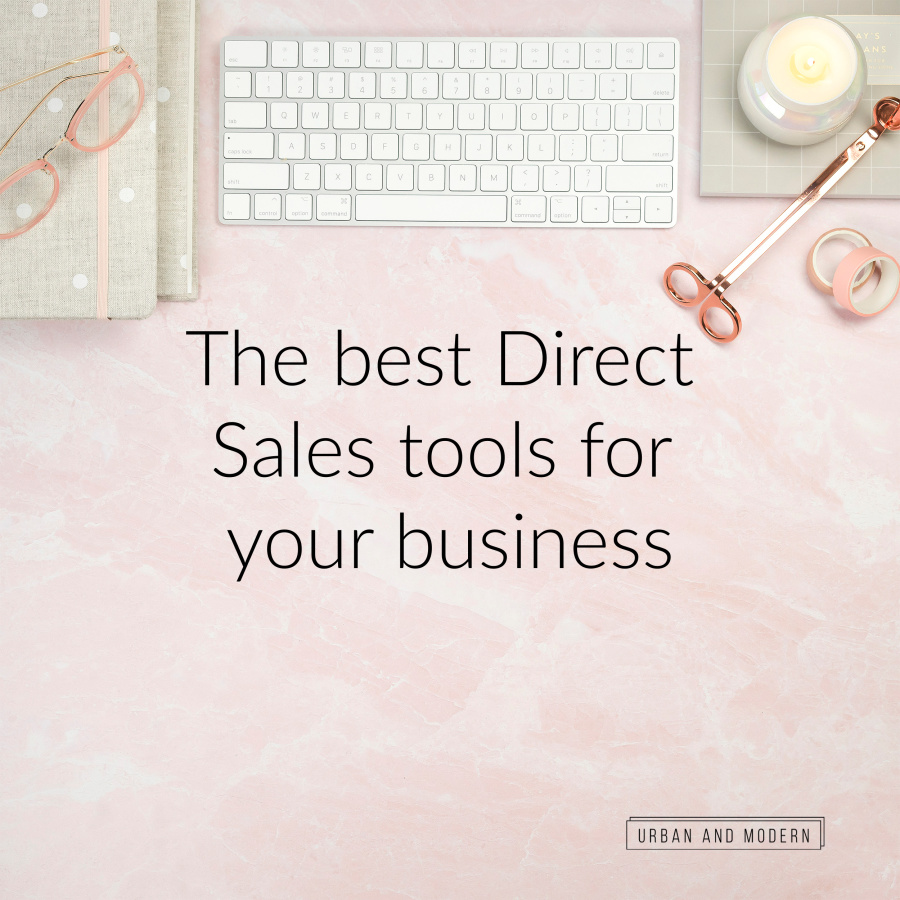 The best Direct Sales tools for your business