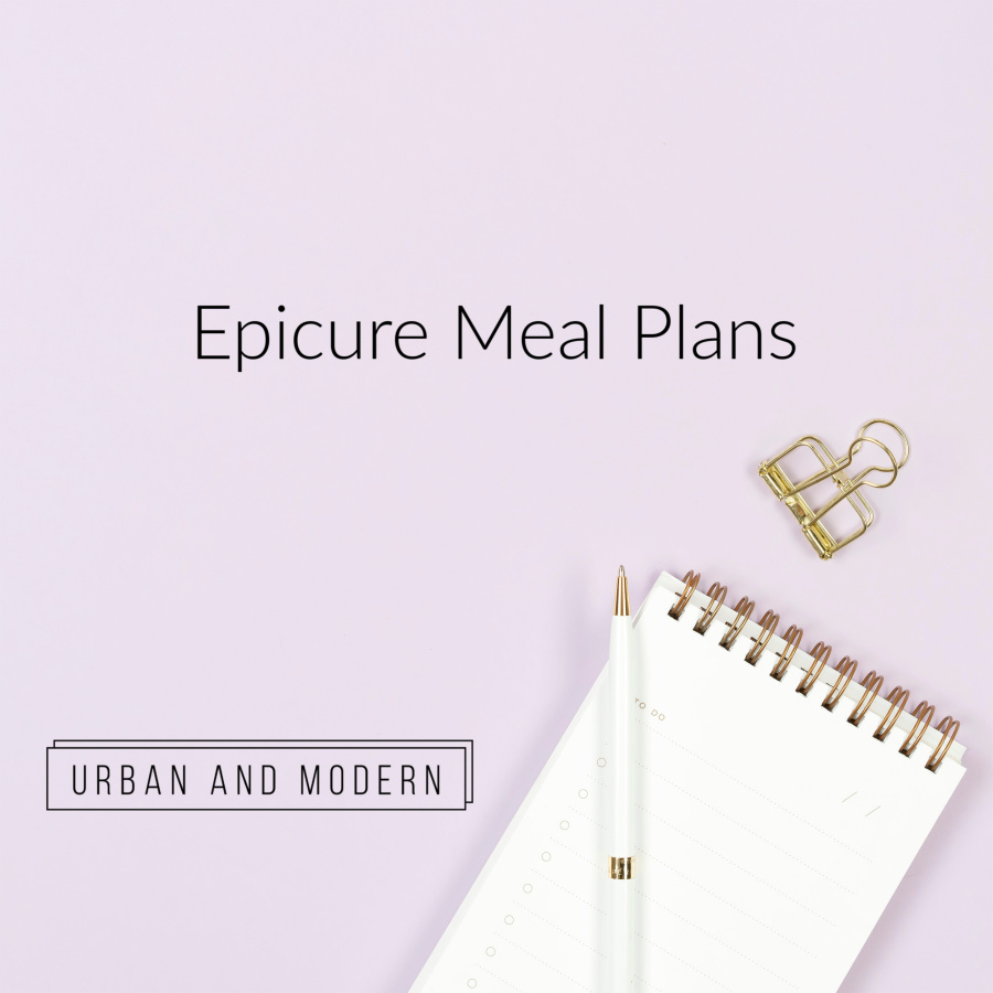 Epicure Meal Plan