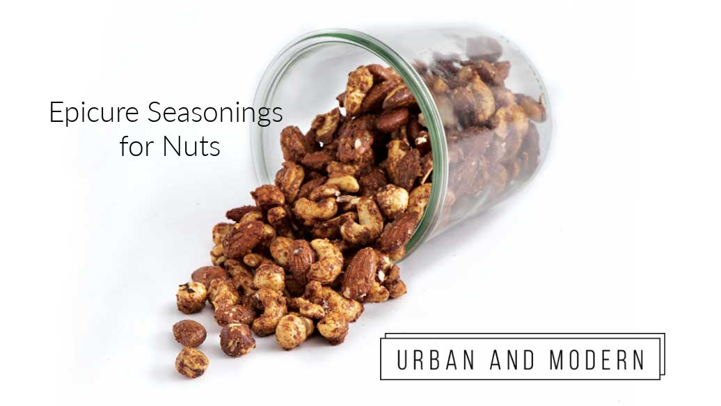 Epicure Seasoning for nuts