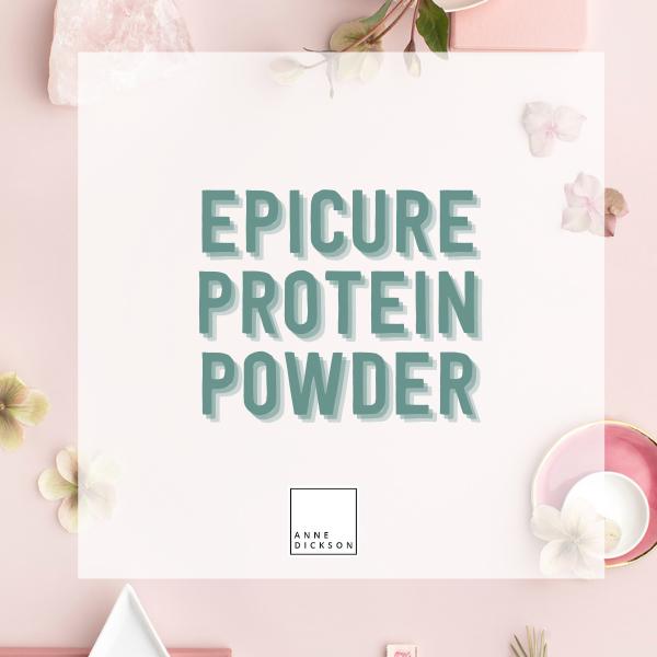 Epicure Protein Powder