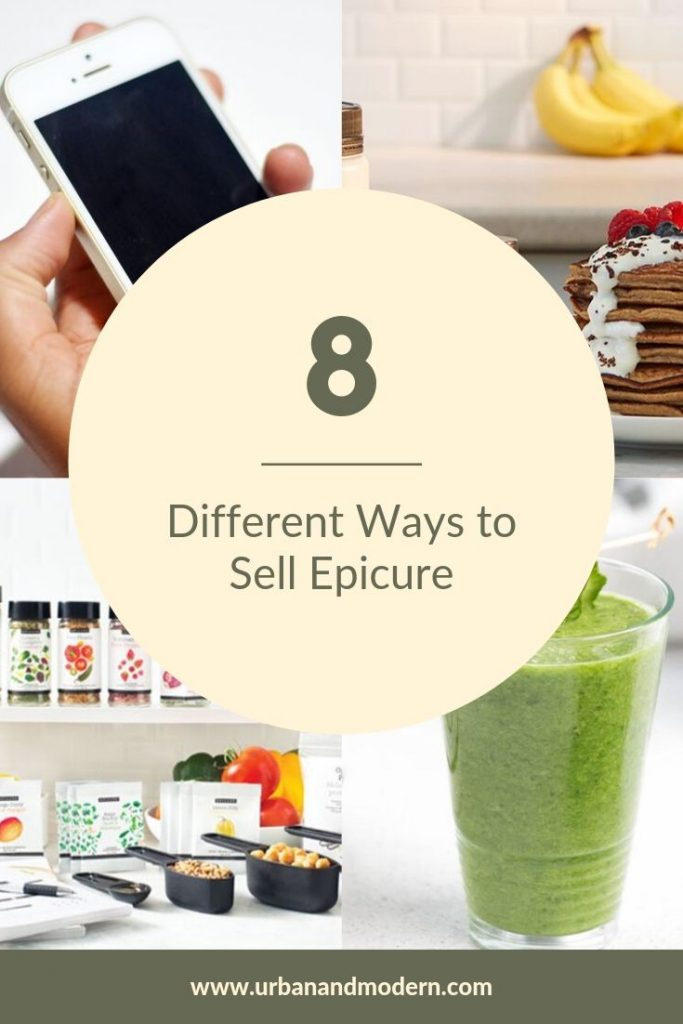 8 Different Ways to Sell Epicure