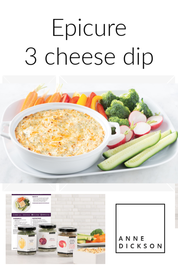 Epicure Cheese dip