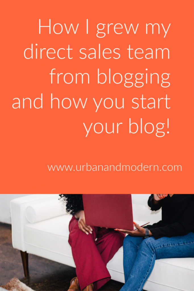 grow your direct business with a blog