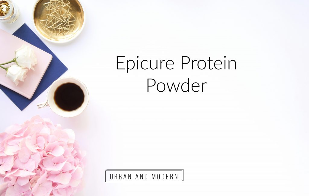 Epicure Protein Powder 3