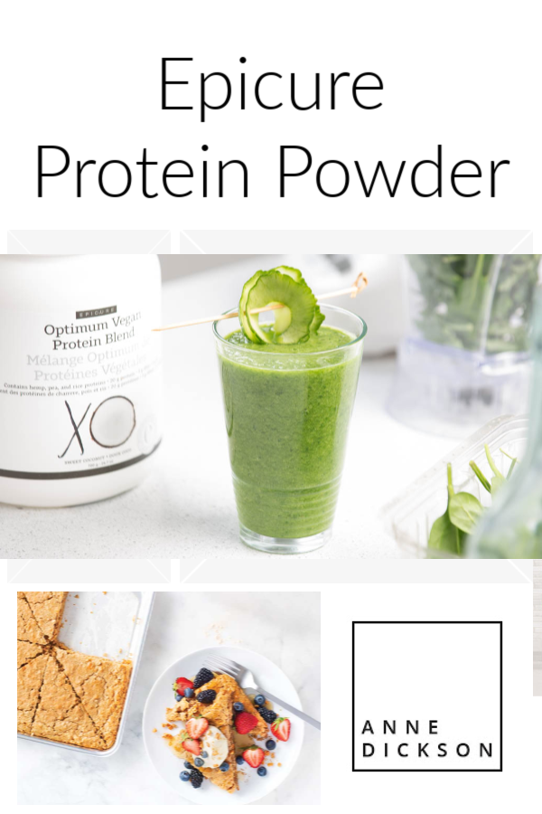 Epicure Protein Powder 10