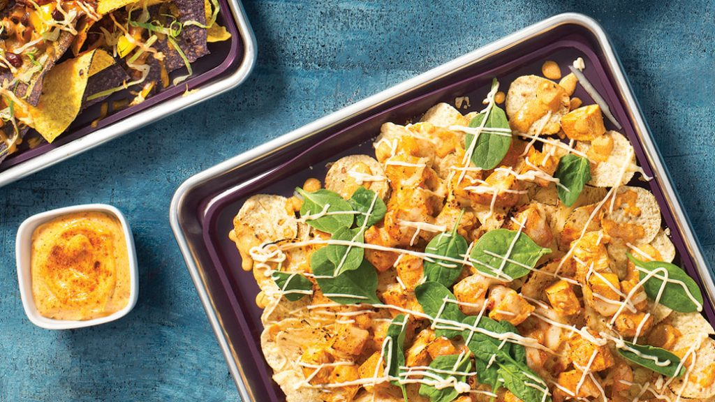 Epicure Butter Chicken Nachos