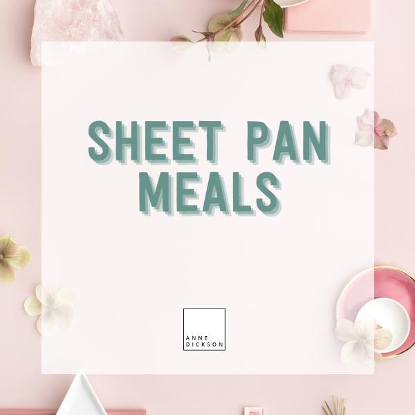 Epicure Sheet pan meals