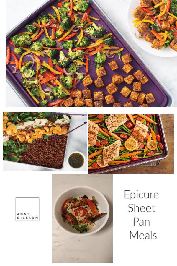 Epicure Sheet pan meals 1