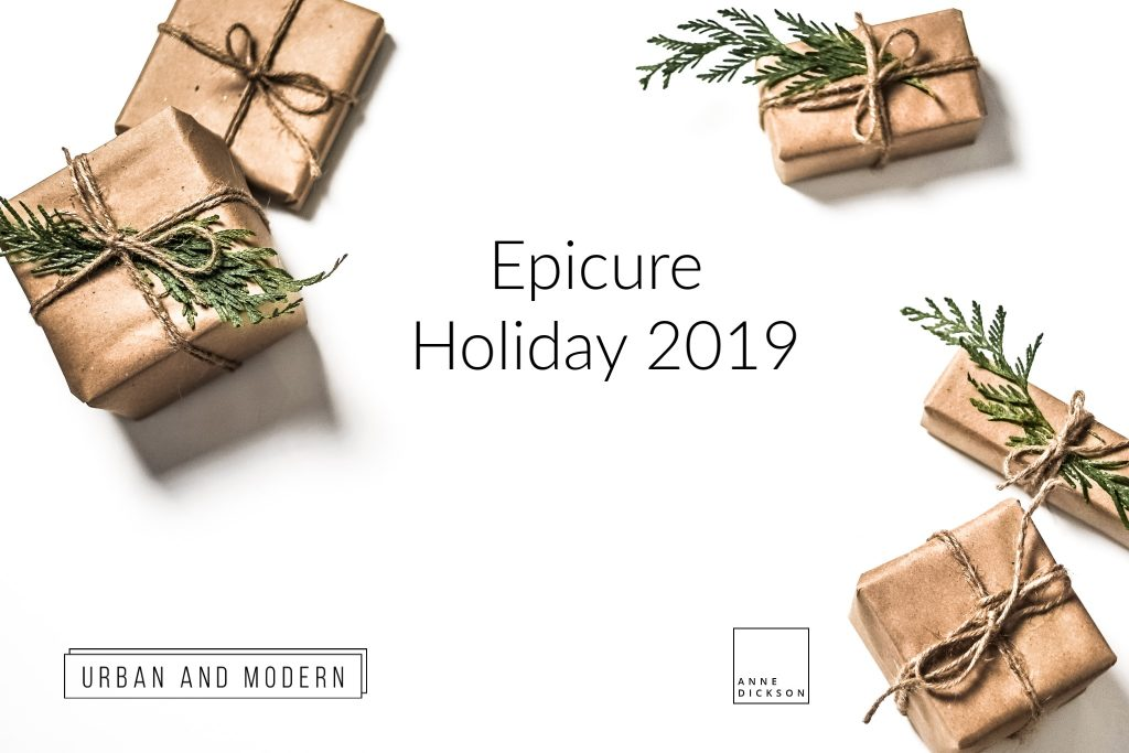 Epicure Holiday 2019 3