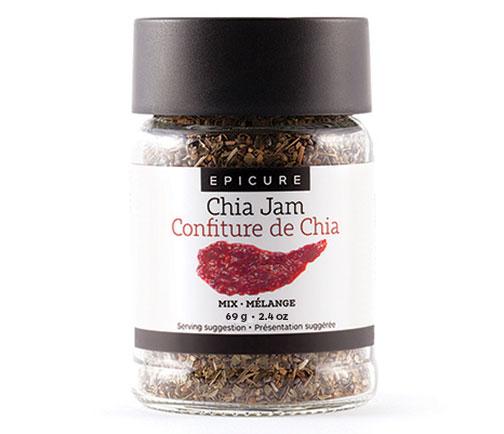 Chia Jam mix
