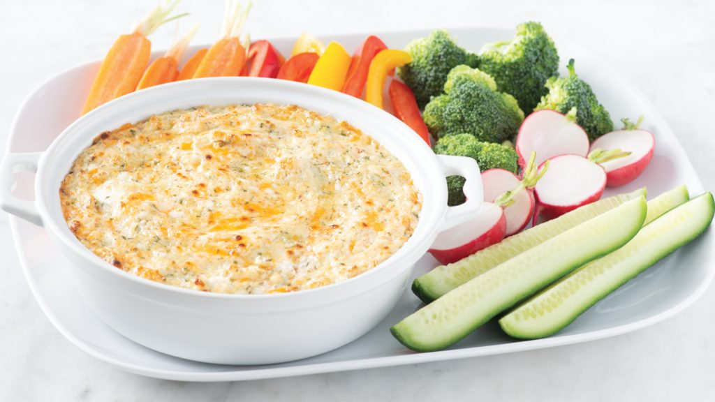 Extraordinary cheese dip  epicure