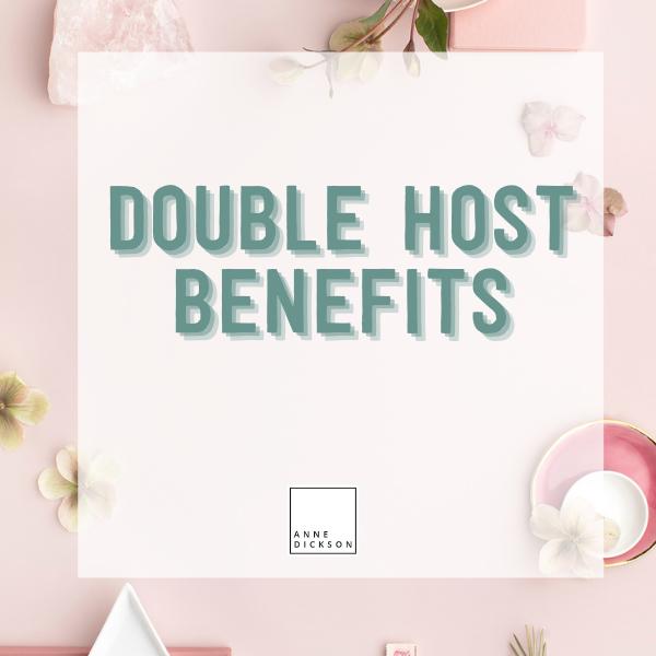Epicure Double Host Benefits