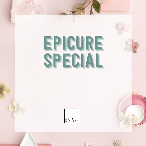 Epicure December 2019 Special