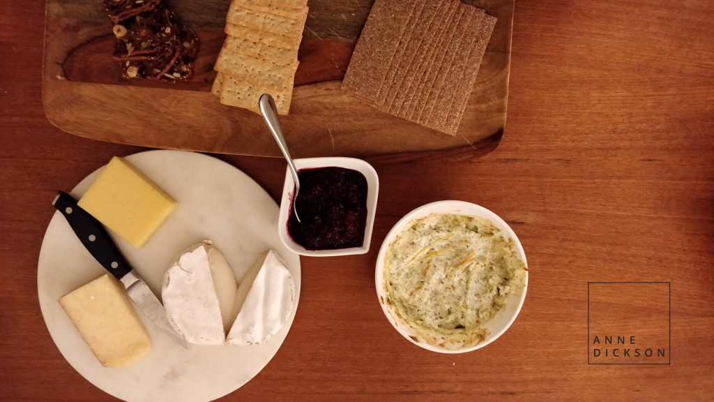 Epicure Chia Jam Mix and Epicure Three Cheese Dip