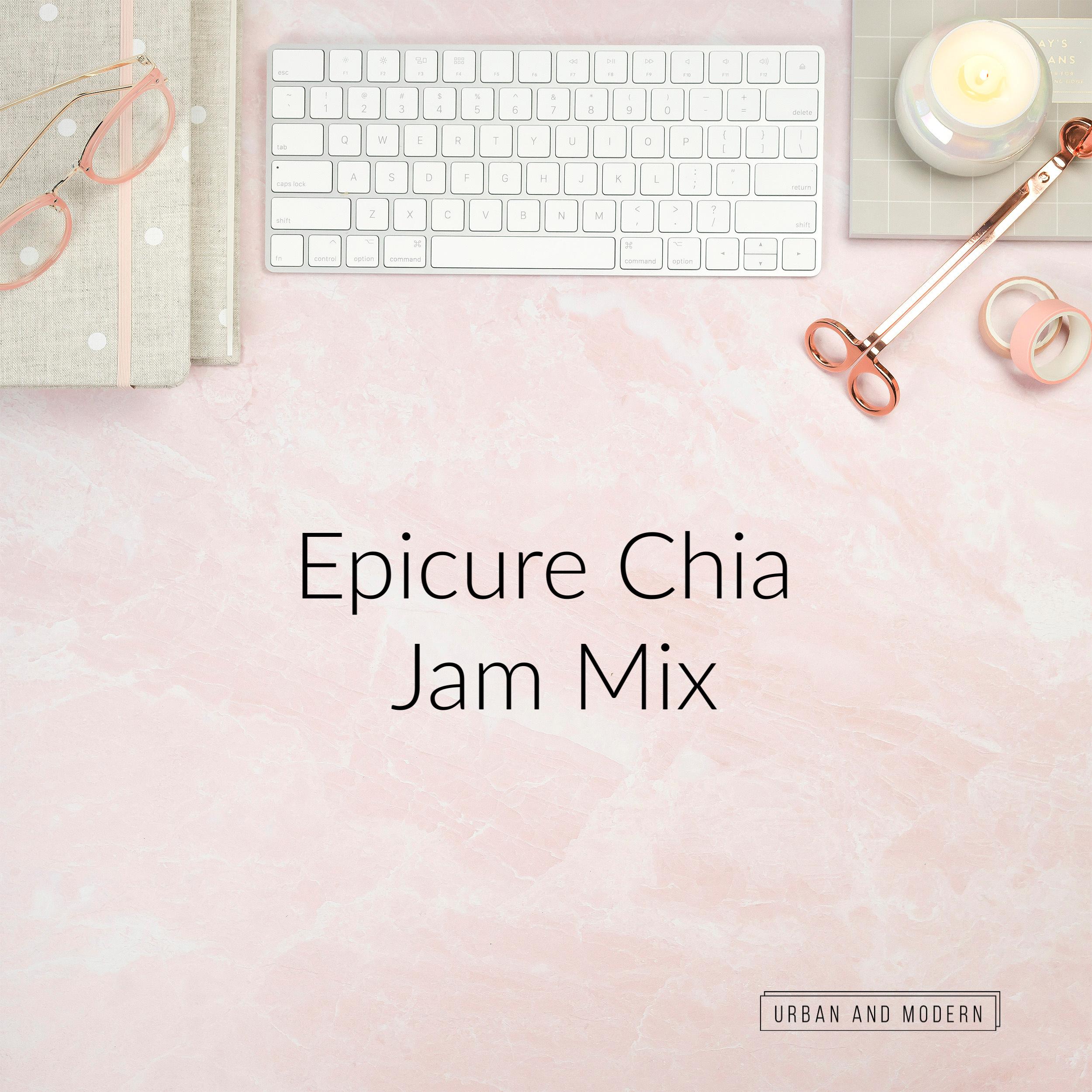 Epicure Chia Jam Mix
