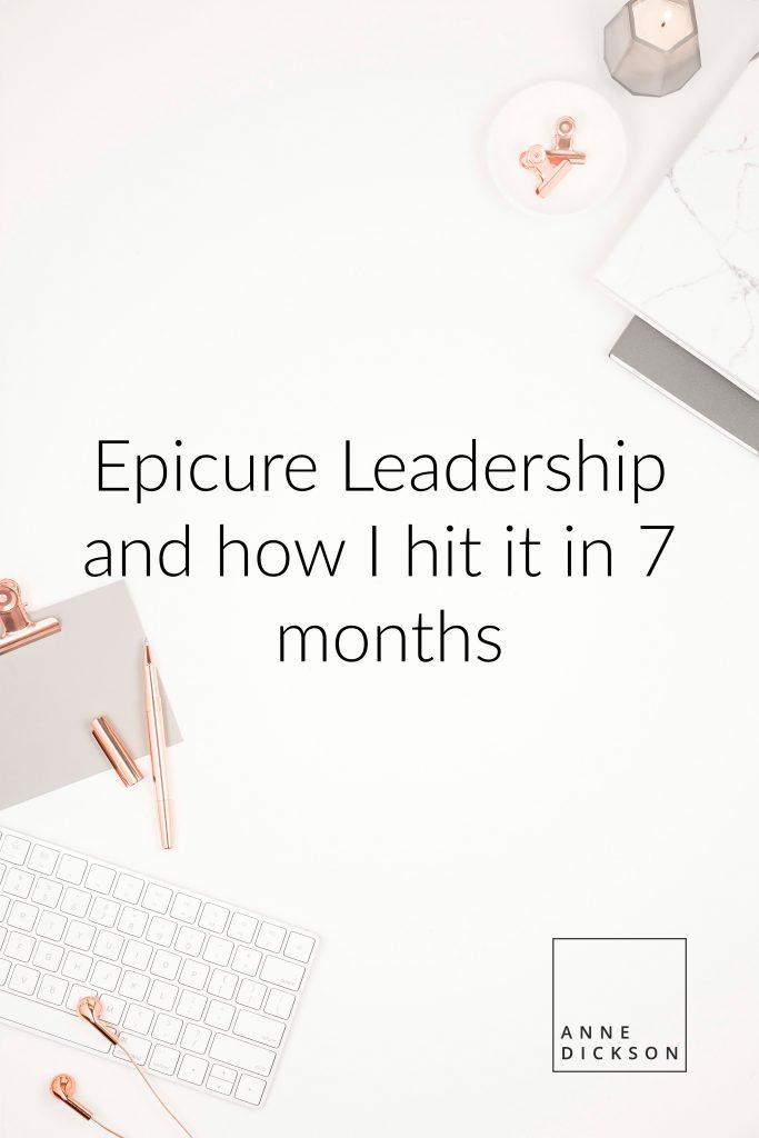 Epicure Leadership