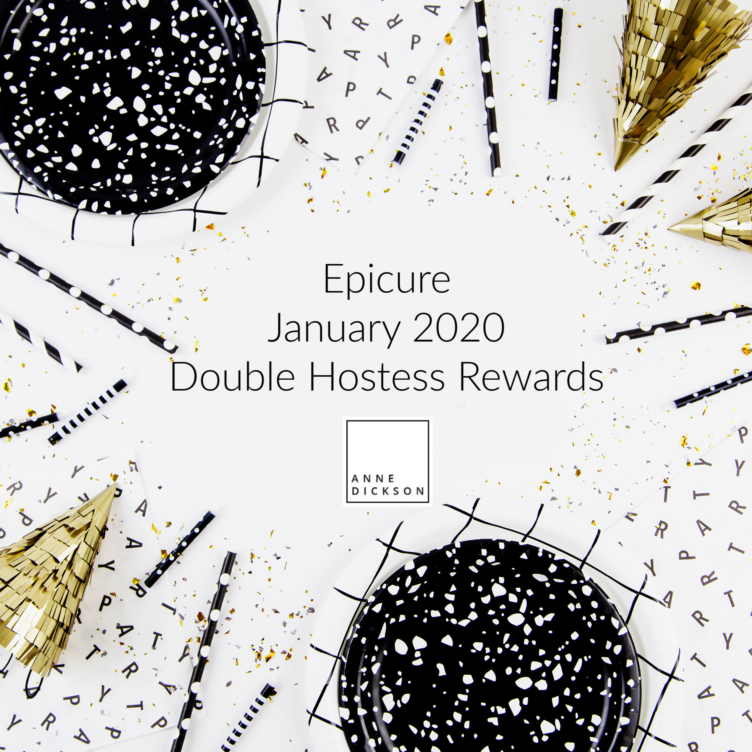 Epicure Double Host Benefits