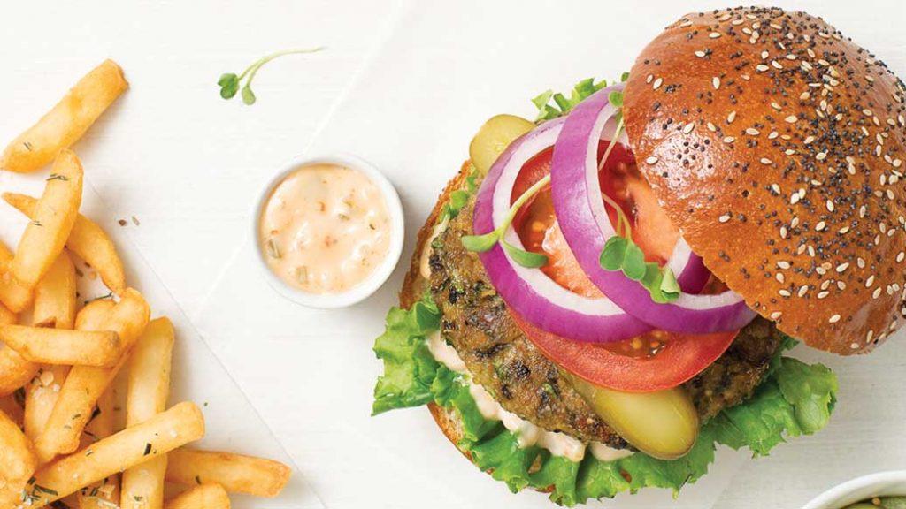 epicure burger