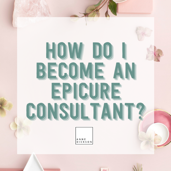 How do I become an Epicure consultant?