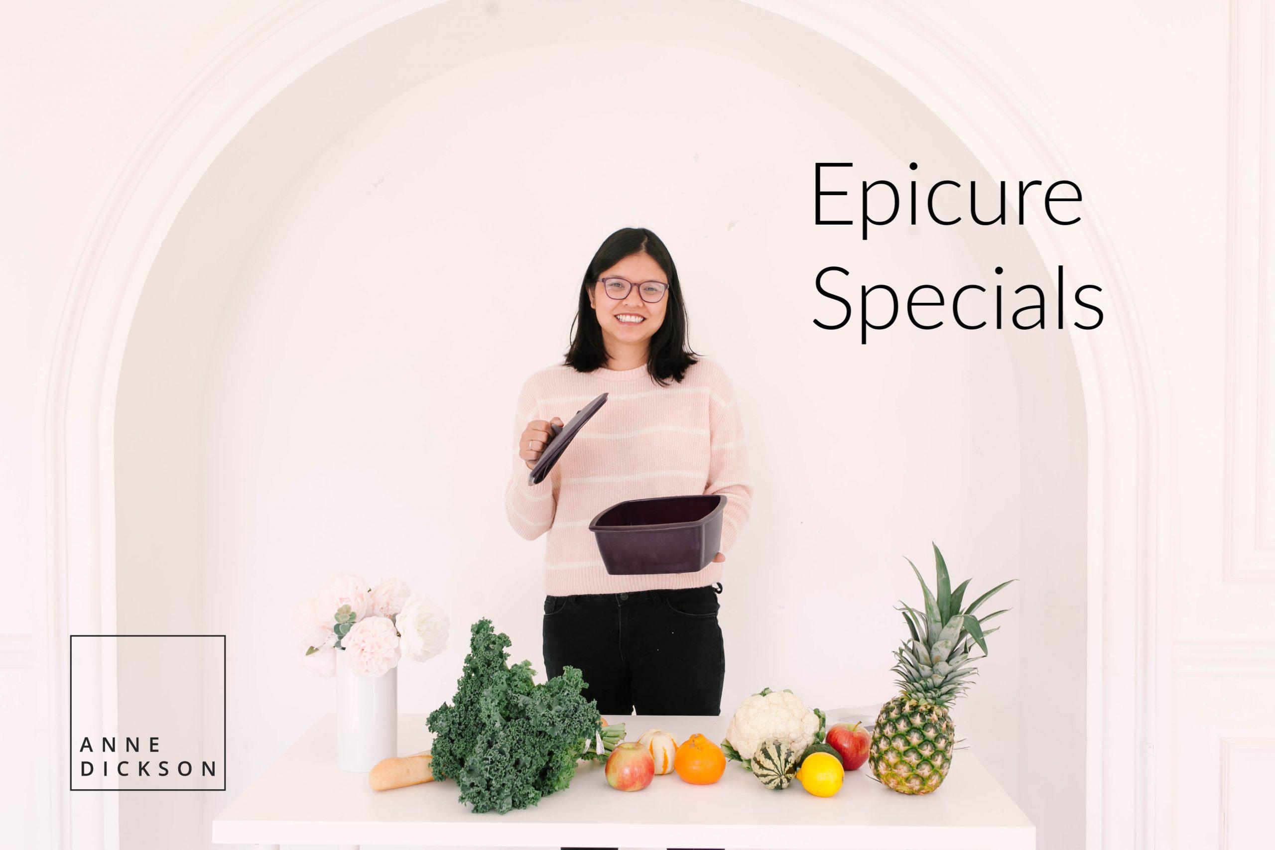 Epicure Specials