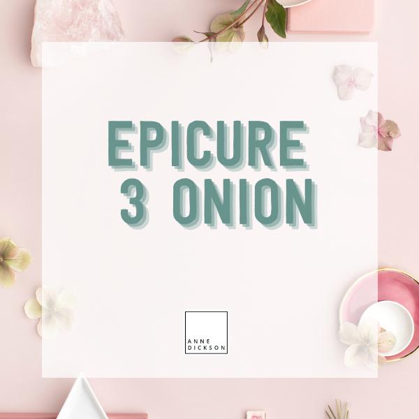 Epicure 3 Onion Dip Recipes