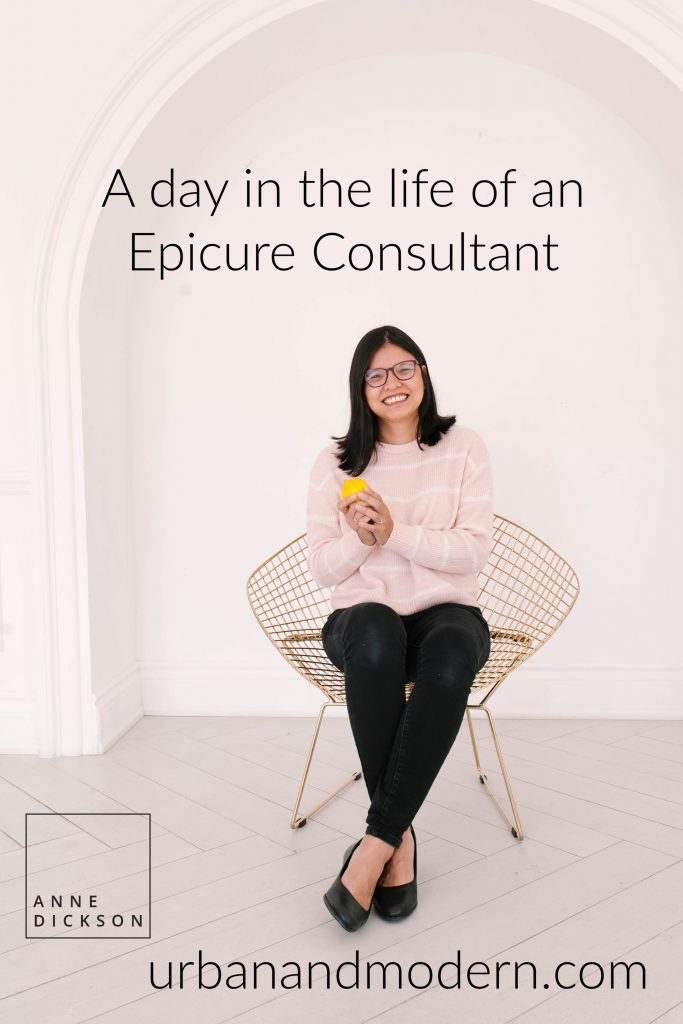 Day in the life of an Epicure Consultant