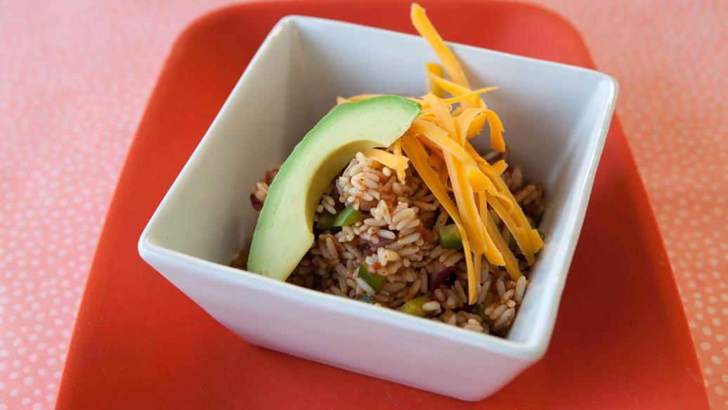 Rice Recipes 1