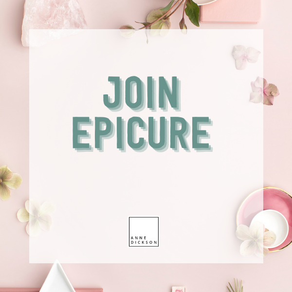 Join Epicure in March 2020 receive 20% off the business kit!