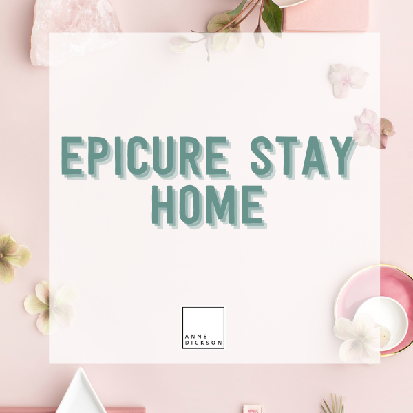 Epicure Stay home Packs