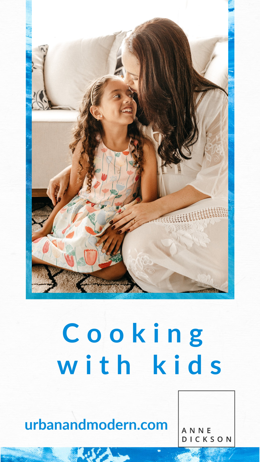 Cooking with kids – tips to keep them entertained