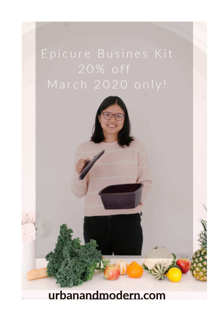 join epicure march 2020