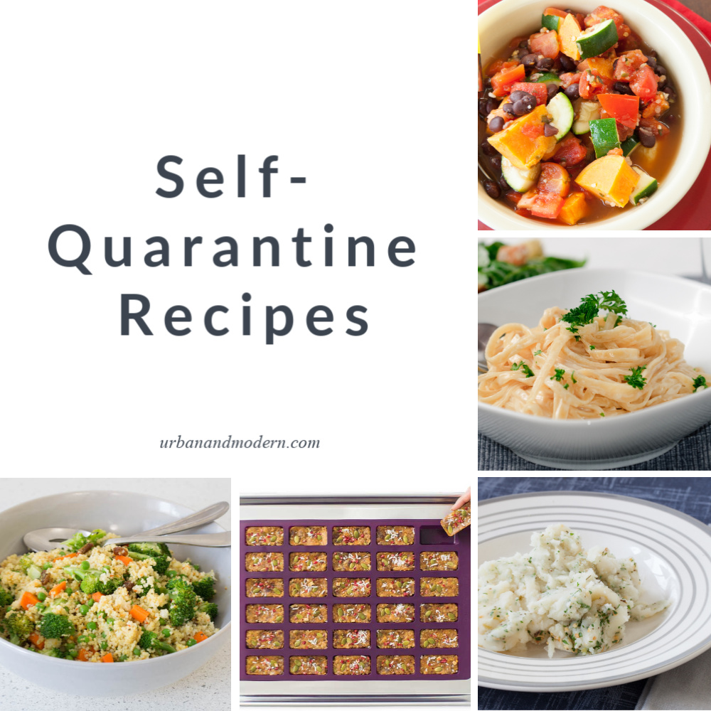 Self-Quarantine Recipes