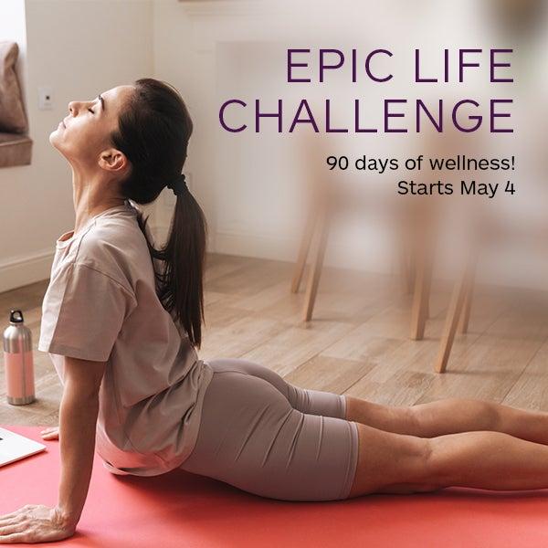 epic life challenge