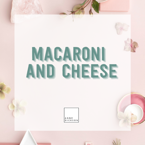 Epicure Macaroni and Cheese