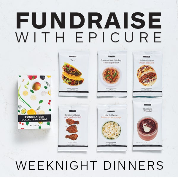fundraiser with epicure