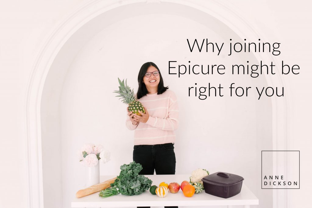Why joining Epicure might be right for you 1