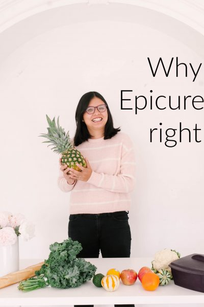 joining epicure