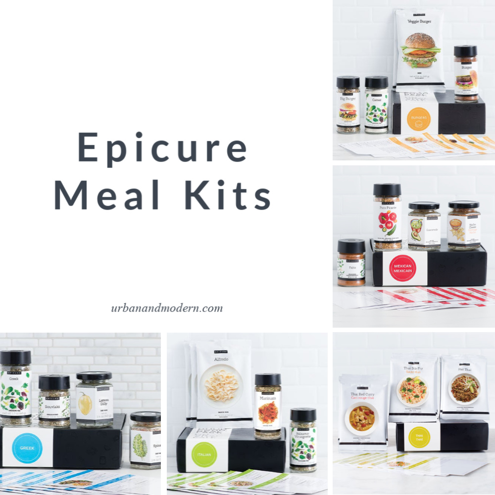 epicure meal kit