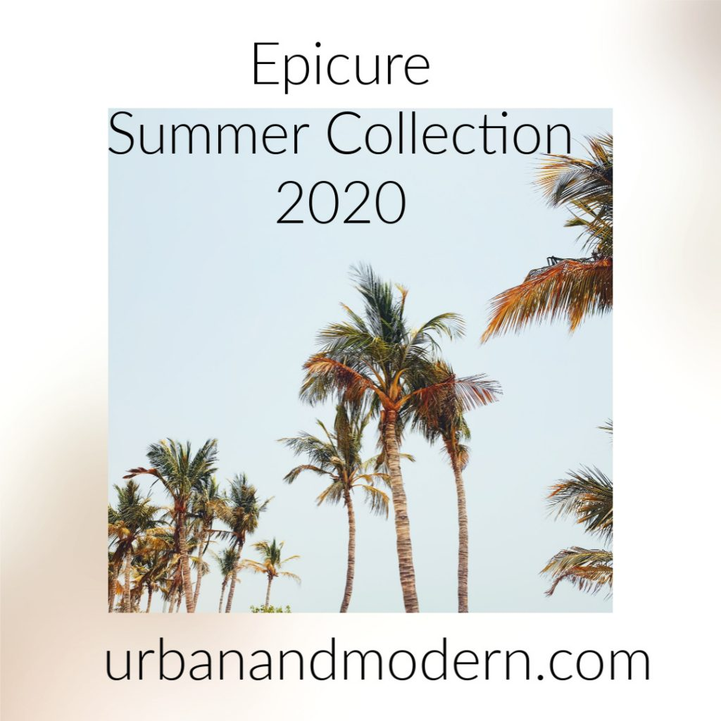 Epicure Summer Collection 2020